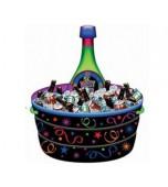 Inflatable Cooler - Champagne Bottle