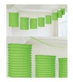 Lantern Garland - Green
