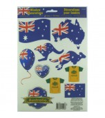 Window Cling - Australia Day