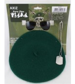 Accessory Set - Military, Green Beret