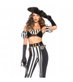 Adult Costume - Black Beauty Pirate