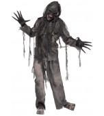 Adult Costume - Burnt Zombie