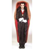 Fancy Dress Gothic Vampiress Halloween Vampire Costume Small 22936