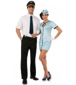 Adult Costume - First Class, Deluxe