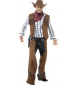 Adult Costume - Fringe Cowboy