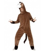 Adult Costume - Horse, Brown