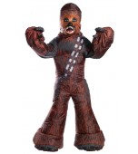 Adult Costume - Inflatable, Chewbacca
