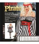 Adult Costume - Karnival, Bonny Pirate