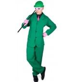 Adult Costume - Karnival, Masked Villain Riddler