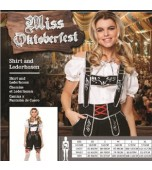 Adult Costume - Karnival, Miss Oktoberfest