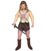 Adult Costume - Karnival, Muscular Barbarian