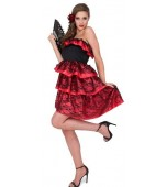 Adult Costume - Karnival, Spanish Dancer