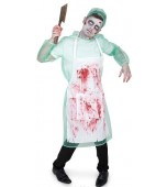 Adult Costume - Karnival, Zombie Mortician