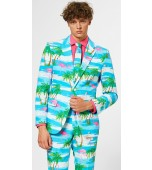 Adult Costume - Opposuits, Flaminguy