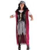 Adult Costume - Pirate Lady XXL