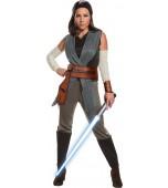 Adult Costume - Rey, Deluxe