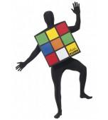 Adult Costume - Rubik's Cube