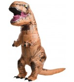 Adult Costume - Inflatable T-Rex