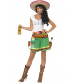 Adult Costume - Tequila Shooter Girl