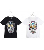Adult T-Shirt - Men's, Day of the Dead
