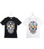 Adult T-Shirt - Women's, Day of the Dead