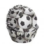 Baking Cups - Soccer 36 pk