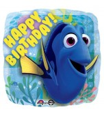 Balloon - Foil, Finding Dory, Happy Birthday