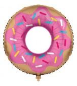 Balloon - Foil, Super Shape Doughnut Time