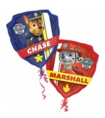 Balloon - Foil Super Shape, PAW Patrol