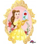 Balloon - Foil Super Shape, Princess Belle