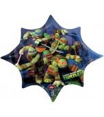 Balloon - Foil Super Shape, Teenage Mutant Ninja Turtles
