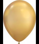 """Balloon - Latex 11"""" Chrome Gold"""