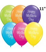 """Balloon - Latex 11"""" Print Mother's Day"""
