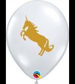 """Balloon - Latex 11"""" Unicorn"""