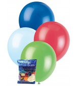 Balloons - 30 cm, Decorator 25 pk