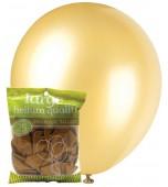 Balloons - 30 cm, Metallic Gold 25 pk