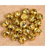 Bells - Small, Gold 20 pk
