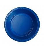 Bowls - Dessert, Round Blue 20 pk