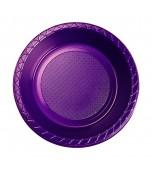 Bowls - Dessert, Round Purple 20 pk