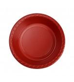 Bowls - Dessert, Round Red 20 pk