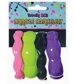Bracelets - 80's Bangles, Assorted