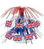 Centrepiece - Cascade, British Flag