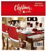 Chair Cover - Santa's Hat