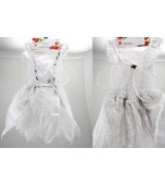 Child Costume - Angel, White