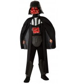 Child Costume - Darth Vader, Light Up