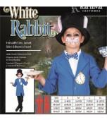 Child Costume - Karnival, White Rabbit