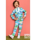 Child Costume - Opposuits, Flaminguy