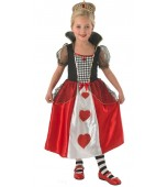 Child Costume - Queen of Hearts
