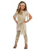 Child Costume - Undead Diva, Mummy