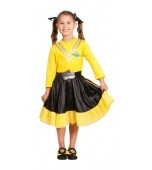 Child Costume - Yellow Wiggle